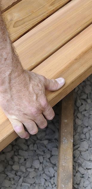 Contact Bailey's Deck Refinishing